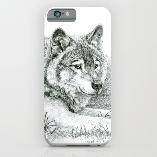 Wolf G036 iPhone & iPod Case