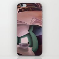 Doorknob #6 iPhone & iPod Skin