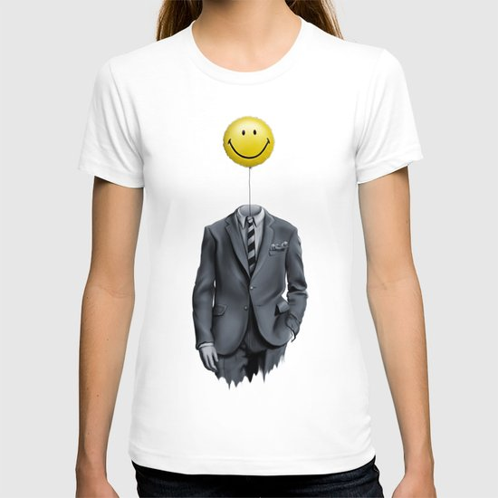 Mr. Smiley :) T-shirt