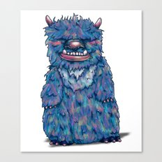 Snervult Canvas Print