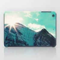 Mountain Starburst iPad Case