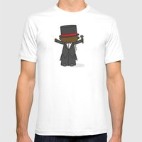 Circus XL Mens Fitted Tee White SMALL