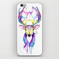 Patronus Harry Potter iPhone & iPod Skin