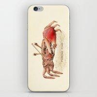 Fiddler Crab iPhone & iPod Skin