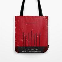 Seven Samurai Tote Bag