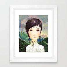 0034_Leve Framed Art Print