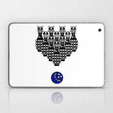 Time for Bowling. Doctor Who. Laptop & iPad Skin