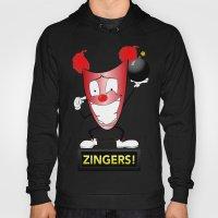 Zany Zinger T-Shirt Hoody