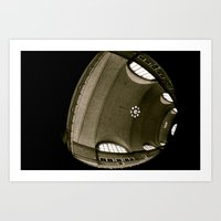 The Ceiling Art Print