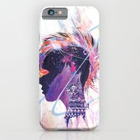 iPhone & iPod Case featuring Howling by Phonoric
