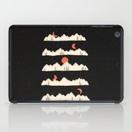 Moonrises...Moonsets... iPad Case