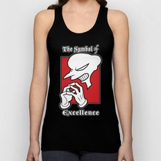 Symbol of Excellence Unisex Tank Top