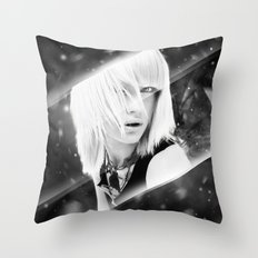 Satellite's gone Throw Pillow