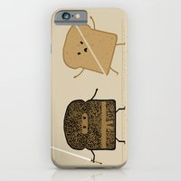 iPhone Cases featuring Slice! by Teo Zirinis