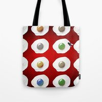Disco Breakfast Tote Bag