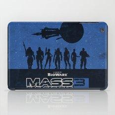 Mass Effect 3 iPad Case