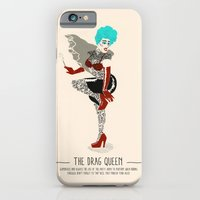 The Drag Queen - A Poste… iPhone 6 Slim Case