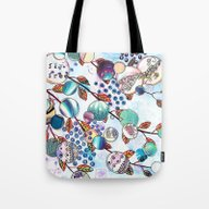 Fly Free II - The Branch… Tote Bag