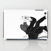 Cough it Up iPad Case