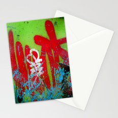 Jardin De Graffiti Stationery Cards