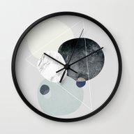 Graphic 89 Wall Clock