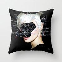 identity 4 Throw Pillow