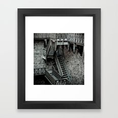 Trakai castle  Framed Art Print