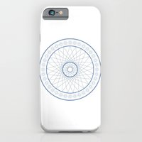iPhone & iPod Case featuring Anime Magic Circle 18 by Burve