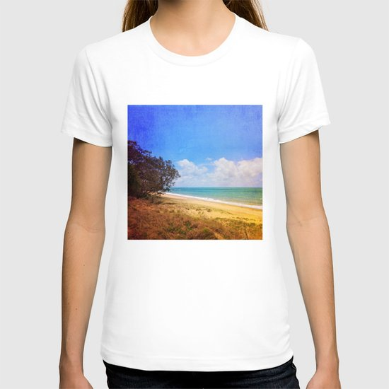 Beautiful Day by the Sea T-shirt