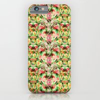 iPhone & iPod Case featuring Green Fern by Rachel Clore