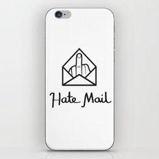 hate mail iPhone & iPod Skin