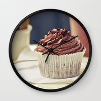 De Chocolate Wall Clock