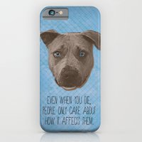 Pit Bull Print iPhone 6 Slim Case