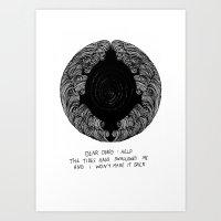 Haiku #1 Art Print
