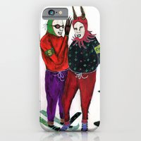 iPhone & iPod Case featuring Secret by Franck Chartron