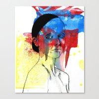 Ricci Canvas Print