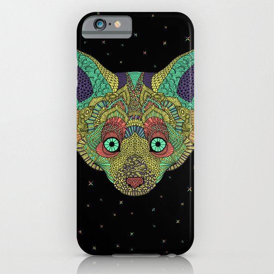 Intergalactic Fox iPhone & iPod Case