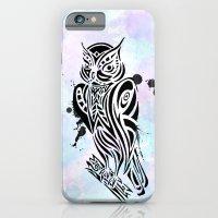 Owl Tribal iPhone 6 Slim Case