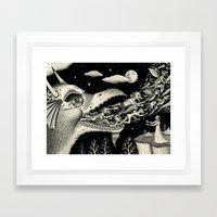 Reawakened Framed Art Print