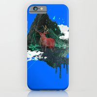 iPhone & iPod Case featuring Planet#01 by Cupi W