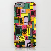 iPhone & iPod Case featuring 7:30 by Nick Villalva