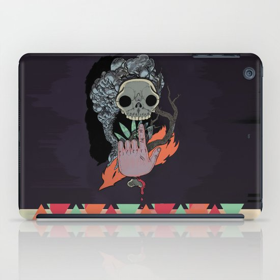 """Body Music"" by Justin Hopkins iPad Case"
