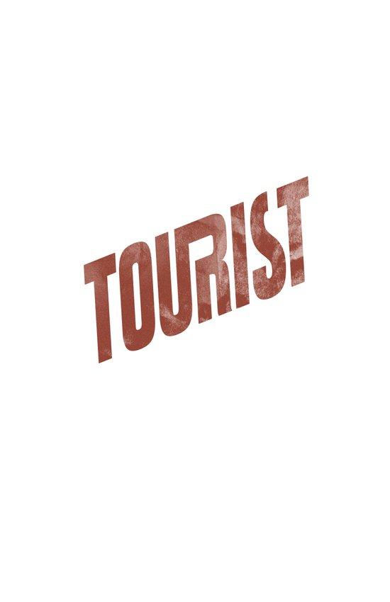 TOURIST Art Print