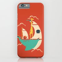 iPhone & iPod Case featuring Voyage by Jay Fleck