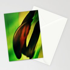 Moving closeup Stationery Cards
