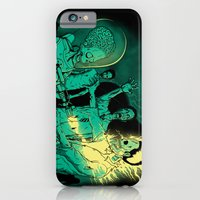 Zombies Attack iPhone 6 Slim Case