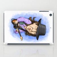 Stevie Ray Vaughan iPad Case