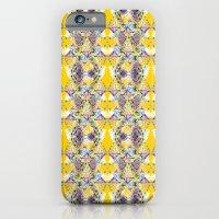 Rorschach Succulent - Colorway 1 iPhone 6 Slim Case