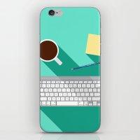 Desktop iPhone & iPod Skin