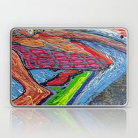 Tasty Waves Laptop & iPad Skin